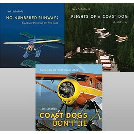 Coast Dog Press Coast Dog Series: 3 Volume Set softcover (Not sold separately)