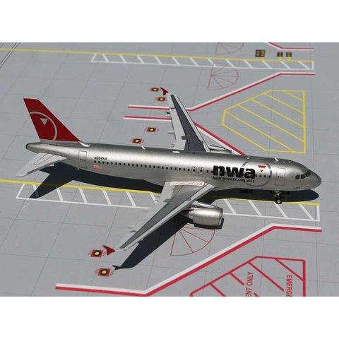 A320 Northwest final livery nwa 2003 1:200