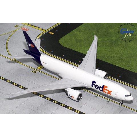 B777-200F FedEx Express N886FD 1:200