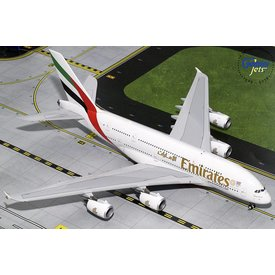Gemini Jets A380-800 Emirates New Expo 2020 A6-EUC 1:200 with stand (10th Release)
