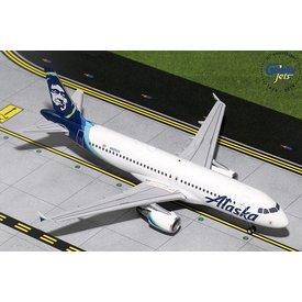 Gemini Jets A320 Alaska Airlines 2015 Livery N625VA 1:200