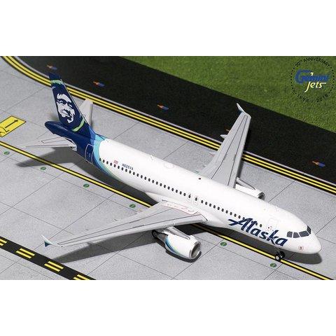 A320 Alaska Airlines 2015 Livery N625VA 1:200
