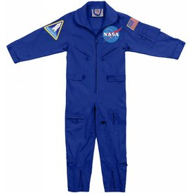 Rothco Kid's Flightsuit NASA