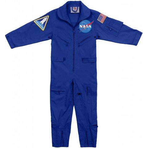 Kid's Flightsuit NASA