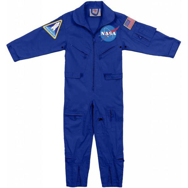 Rothco Kid's Flightsuit NASA