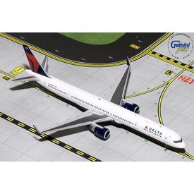 Gemini Jets B757-300W Delta 2007 livery N581NW 1:400 (4th release)