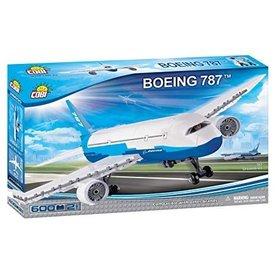 Cobi Boeing 787 Dreamliner Construction Toy 600 Pcs