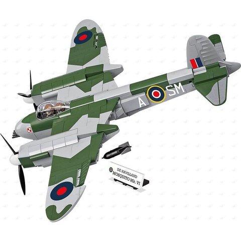 dehavilland Mosquito RAF A-SM Cobi Historical Collection 370 pieces 1 Figure
