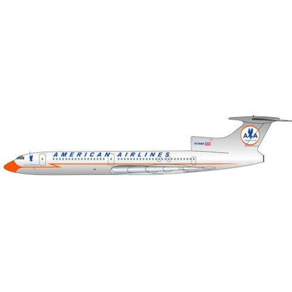 JC Wings TU154 American AstroJet (Fictional) 1:200++SALE++