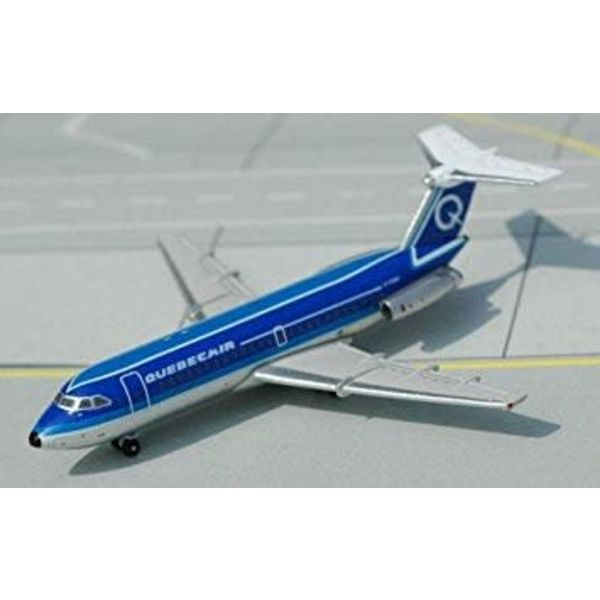 JC Wings BAC111 Quebecair 1:400+SALE+
