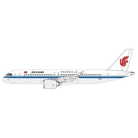 C919 COMAC Air China 1:400 with antennae