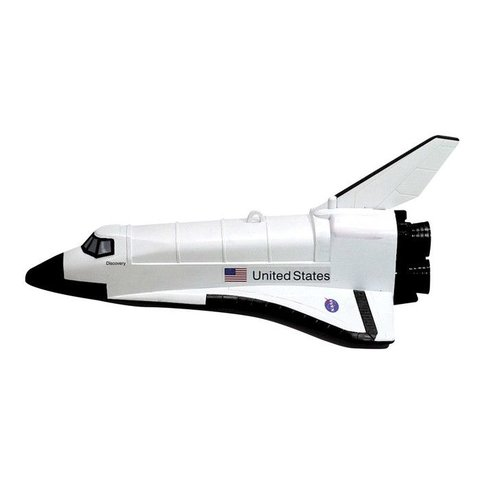 Space Shuttle NASA Flying Toy on a String