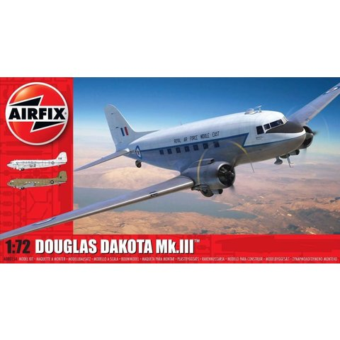 AIRFIX DAKOTA MkIII RAF Middle East 1:72