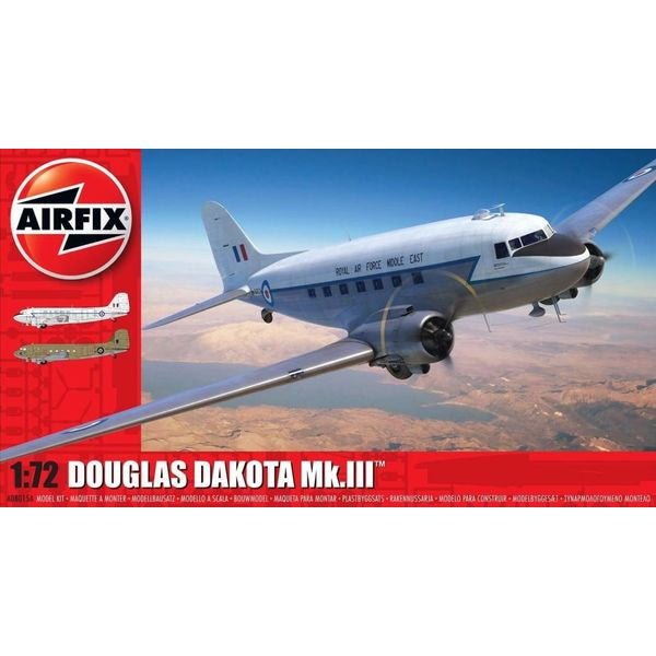 Airfix AIRFI DAKOTA MkIII RAF Middle East 1:72