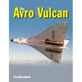 Crecy Publishing Avro Vulcan: Complete History hardcover