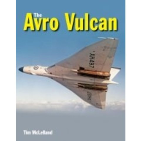 Avro Vulcan: Complete History hardcover (2nd edition)