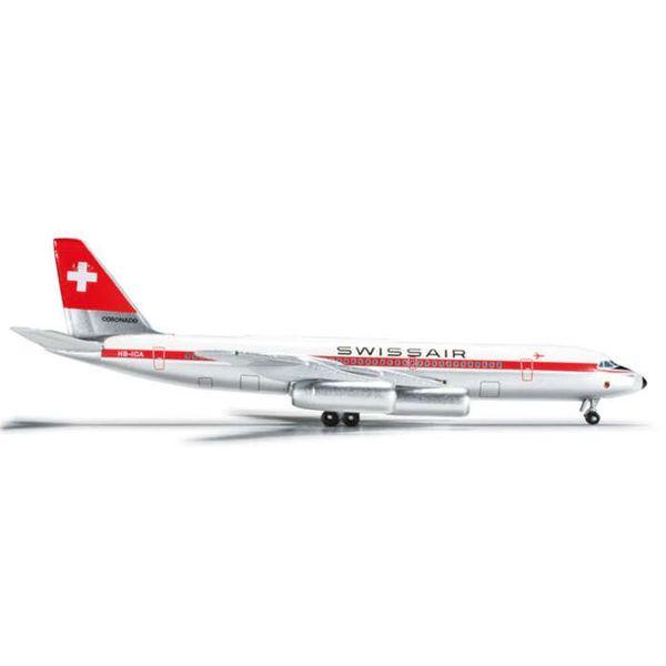 Herpa CV990 Swissair HB-ICA Bern 1:500