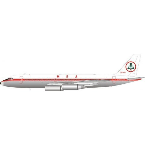 CV990 MEA Middle East Airlines OD-AFI 1:200 polished with stand
