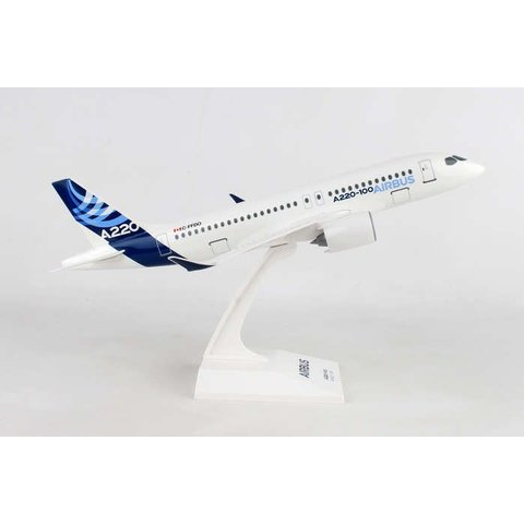 A220-100 (CS100) Airbus House Livery 1:100