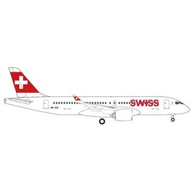 Herpa A220-300 (CS300) Swiss International HB-JCB 1:500