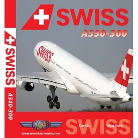 justplanes BluRay Swiss International A330-300 Zurich - New York