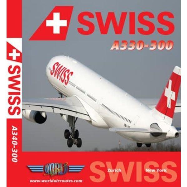 justplanes BluRay Swiss International A330-300 Zurich - New York