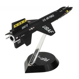 AF-X Bell X15A NASA US Air Force 3 66672 Little Joe 1:72 with stand