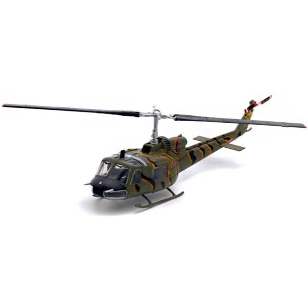 WarMaster UH1B Huey US Army Tiger Stripe Vietnam 4574 1964 1:72 with stand