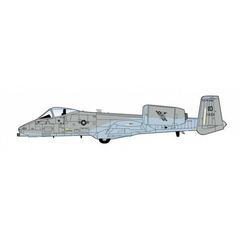 A10C Thunderbolt II 190th FS 124th FW Idaho ANG ID 633 Incirlik AB Turkey 2016 1:72