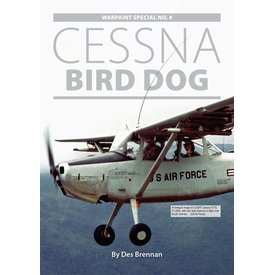 Warpaint Cessna O1 Bird Dog: Warpaint Special #4 softcover