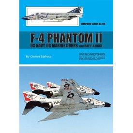 Warpaint F4 Phantom II: US Navy USMC & RAF F4J: Warpaint #114 SC