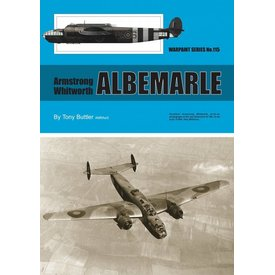 Warpaint Armstrong Whitworth Ablemarle: Warpaint #115 softcover