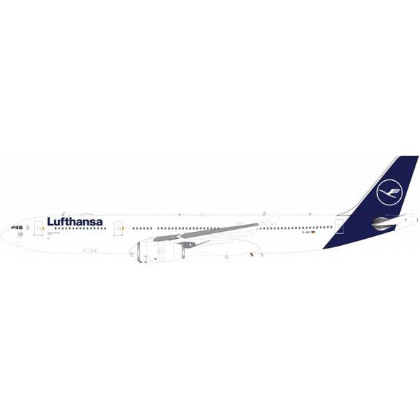 JFOX A330-300 Lufthansa New Livery 2018 D-AIKI 1:200 with Stand