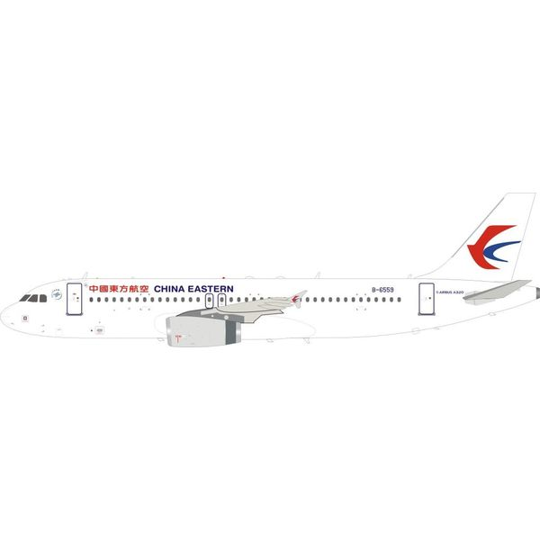 InFlight A320 China Eastern B-6559 1:200 with stand