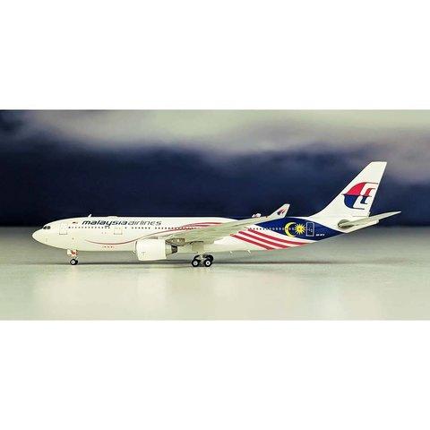 A330-200 Malaysia Negaraku 9M-MTX 1:400