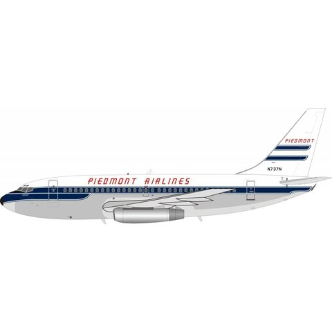 B737-200 Piedmont Airlines N737N 1:200 with stand