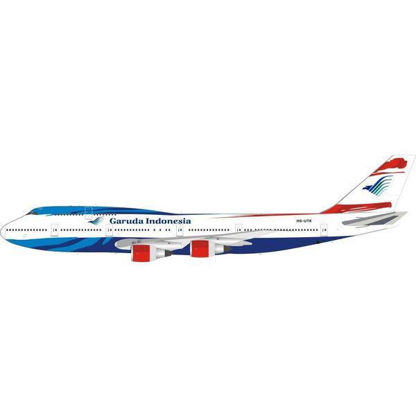 InFlight B747-300 Garuda Indonesia HS-UTK (1-2-Go c/s) 1:200