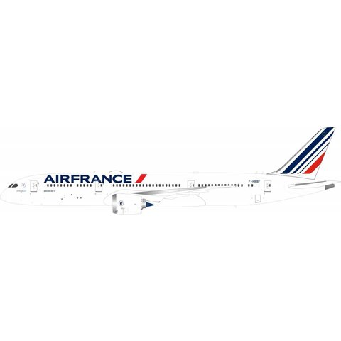 B787-9 Dreamliner Air France F-HRBF 1:200 with stand