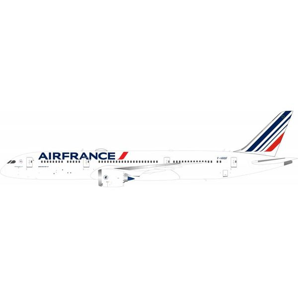InFlight B787-9 Dreamliner Air France F-HRBF 1:200 with stand