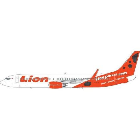 B737-900ER Lion Air Lion Parcel.com PK-LJF 1:400