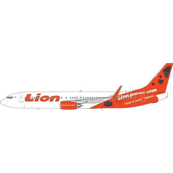 Phoenix B737-900ER Lion Air Lion Parcel.com PK-LJF 1:400