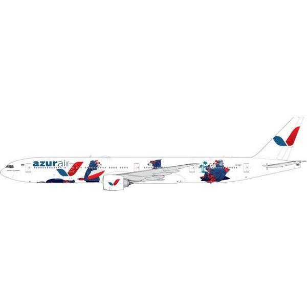Phoenix B777-300ER Azur Air The Bears VQ-BZY 1:400