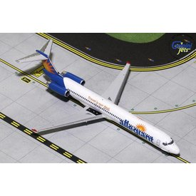 Gemini Jets MD82 Allegiant Air Good Bye MD80 1:400