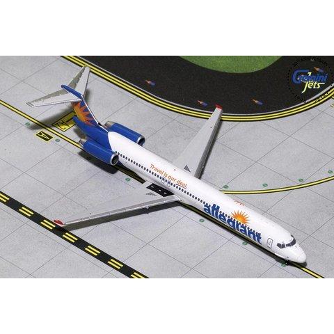 MD82 Allegiant Air Good Bye MD80 1:400
