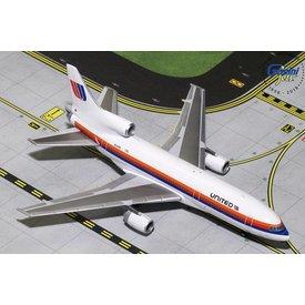 Gemini Jets L1011-500 TriStar United Saul Bass Livery N514PA 1:400
