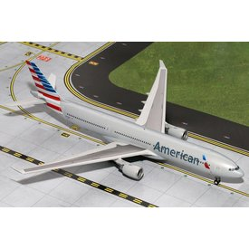 Gemini Jets A330-300 American Airlines 2013 livery N270AY 1:200 with stand