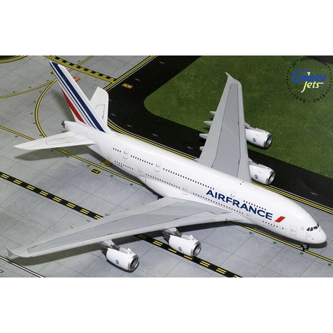 A380-800 Air France New Livery F-HPJB 1:200 with stand