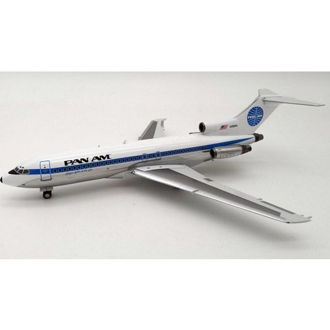 B727-100 Pan Am Clipper Belle of the Sky N356PA 1:200 with stand