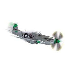 Squadron P51D Mustang Snap Quick Kit 1:72 Prepainted