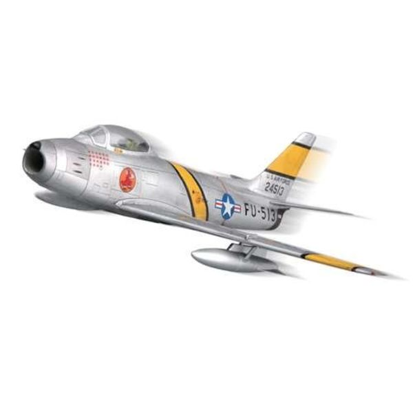 Squadron F86F-30 SABRE USAF Snap Quick Kit 1:72 Prepainted